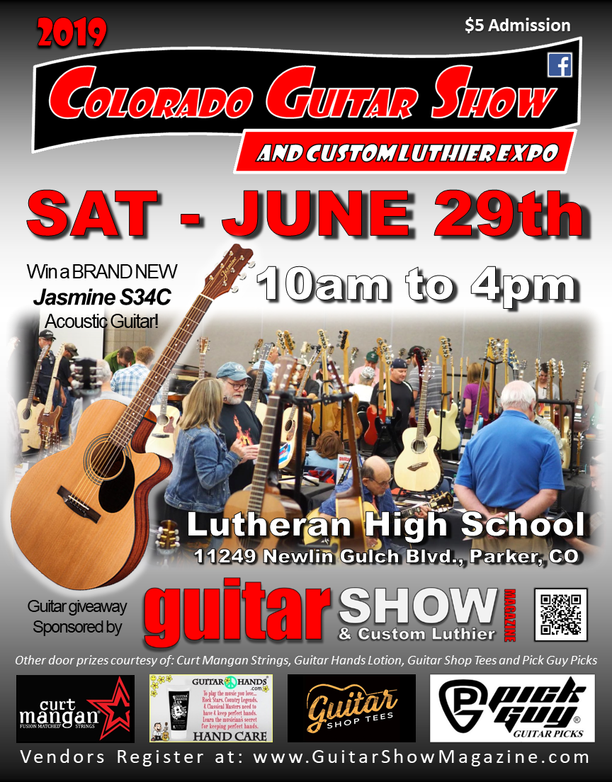 GuitarShowandCustomLuthierMagazine